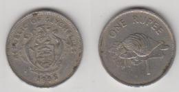 ONE RUPEE 1995 - Seychelles