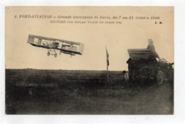 Port Aviation (Juvisy) - 7/21 Octobre 1909 - Grande Quinzaine D'aviation De Paris - Riunioni