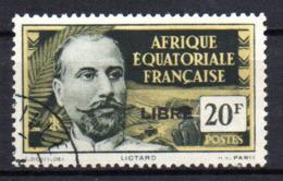 Col17  Colonie AEF Afrique N° 127 Oblitéré Cote 17,00€ - A.E.F. (1936-1958)