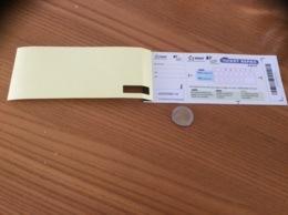 Carnet De Ticket Repas * «eRDF GrDF» (EDF-GDF) - Autres Collections