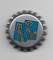 H 14 / BELGIQUE - GRANDE CAPSULE BIERE / HOEGAARDEN - Capsules & Plaques De Muselet