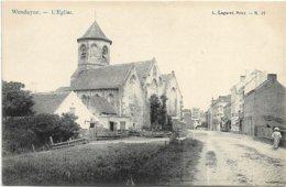 Wenduine - Wenduyne    *   L'Eglise - Wenduine