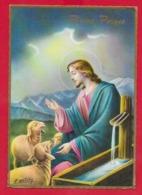 CARTOLINA VG ITALIA - BUONA PASQUA - Cristo Pastore - CECAMI 7348 - 10 X 15 - 1976 - Ostern