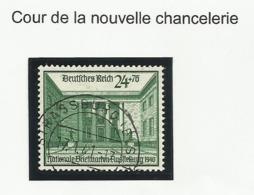 Allemagne N° 667 Oblitéré De 1940 - Deutschland