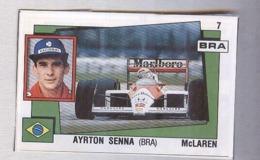 AYRTON SENNA.....PILOTA....AUTO..CAR....VOITURE....CORSE...FORMULA 1 UNO - Car Racing - F1