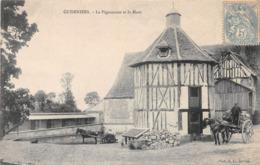 GUISENIERS - Le Pigeonnier Et La Mare - Autres Communes