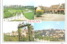 CPM DE ERAGNY LA VILLE NOUVELLE - Eragny