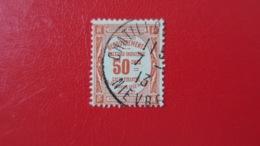 Taxe N° 47 Obliteré Cachet A Date 1913 TB voir Scans - Postage Due