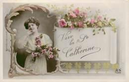 VIVE LA SAINTE CATHERINE - St. Catherine