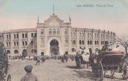 Espanha  Postale De Praça De Toros (arenes) - Altri