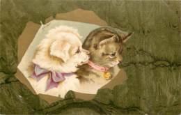 GROUPE CHIEN ET CHAT - Hunde