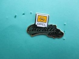 Pins  OPEL , Chaville Autos - Opel