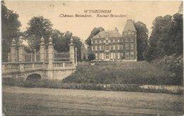 Wijnegem - Wyneghem   *  Chateau Belvedère Kasteel - Wijnegem