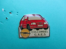 Pins  OPEL , COLLOMBEL G.A.E.S - Opel