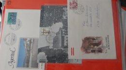 Gros Classeur D'environ 199 Enveloppes 1er Jour De SUISSE Et Autres Entre 1978 Et 1993. A Saisir !!! - Stamps