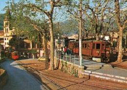 Eisenbahn Und Tram,Mallorca,Soller, Ungelaufen - Eisenbahnen