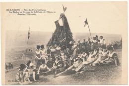 BRANCION  - Fête Des Feux Celtiques 1928 - Otros Municipios