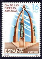 España. Spain. 1983. Dia De Las Fuerzas Armadas - Militares