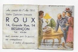 Calendrier De Poche 1955 - Calendriers