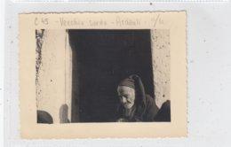 Vecchio Sardo, Ardauli. Photo, No Postcard. - Oristano