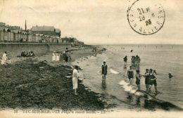 FRANCE - Luc-sur-Mer 1923 - La Plage A Maree Haufe By LL - Luc Sur Mer