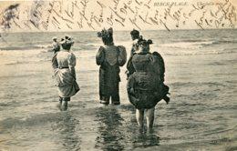 FRANCE - Berck-Plage.  Une Belle Mere. 1906 - Berck