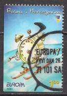 Bosnien - Herzegowina  (2004)  Mi.Nr.  359 El  Gest. / Used  (9fi36)  EUROPA - Bosnien-Herzegowina