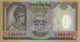 Nepal 10 Rupee (P54) 2005 -UNC- - Nepal