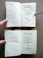 Storia Naturale Di Buffon Quadrupedi Uomo 2 Tomi VI X Del Majno Piacenza 1812-13 - Books, Magazines, Comics