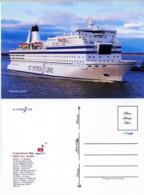 "Ship Postcards - Passenger   Ship : "" Princess Maria  "" Variant Read Description - Barcos"