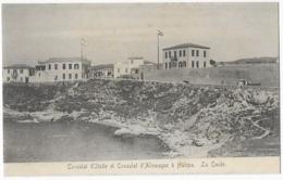 Crète Consulat D' Italie Et Consulat D' Allemagne à Halepa La Canée - Grèce