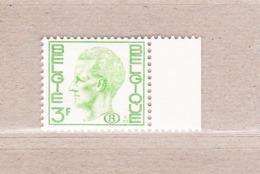 1974 Nr S68a** P2, Zonder Scharnier,Koning Boudewijn.OBP 1,75. - Service