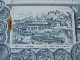 FACTURE - VIRES, CALVADOS, 1908 - MONUMENTS FUNERAIRES EN GRANIT : A. LE GORGEU ET CIE - DECO - Frankreich