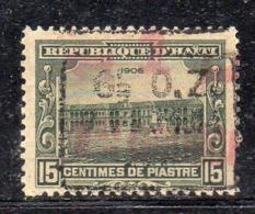APR2955 - HAITI 1914 , Yvert N. 158  *  Linguelle Forti  (2380A) - Haiti