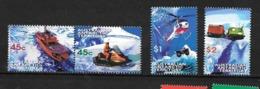 Territoire Antarctique Australien: TB Série N° 115 Au N° 118, Neufs XX - Territoire Antarctique Australien (AAT)
