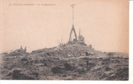 Kemmel (1914-1918) - Bergtop Na De Beschieting - Heuvelland