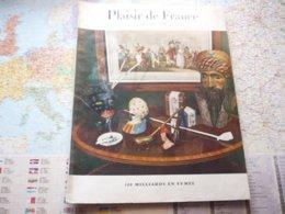 Plaisir De France  N°244 Février 1959 - Altri