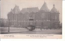 Lille (1914-1918) - Le Musée Des Beaux Arts, Place De La République - Lille