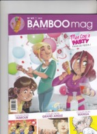Bamboo Mag N°62 De 2019: Camp Poutine Meddour Mes Cop's Triple Galop... - Magazines Et Périodiques