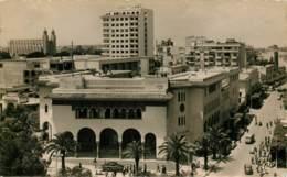 MAROC CASABLANCA GRANDE POSTE VUE GENERALE (scan Recto-verso) KEVREN0236 - Casablanca