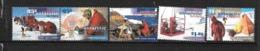 Territoire Antarctique Australien: TB Série N° 110 Au N° 114, Neufs XX - Unused Stamps
