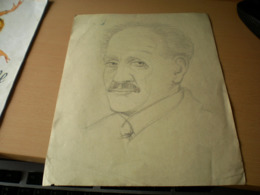 Old Drawings Man - Dessins