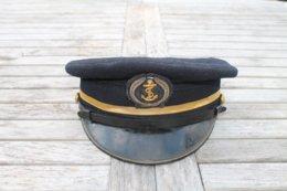 CASQUETTE D OFFICIER DE MARINE - Headpieces, Headdresses