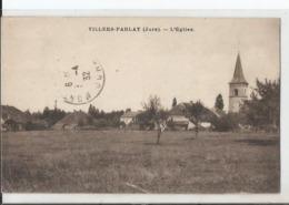 CPA - 39 - Jura - Villers Farlay -  Eglise - Villers Farlay