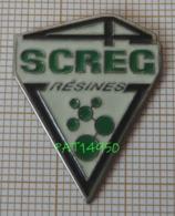 SCREG RESINES ENTREPRISE DE BTP - Pins