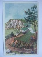 N71 La Grotte De Han - Chemin De Fer - Rochefort