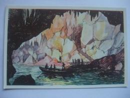 N71 La Grotte De Han - Le Lac D'Embarquement - Rochefort