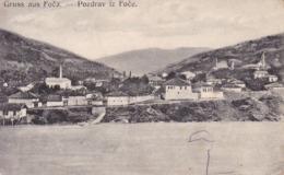 Foča * Strand, Teilansicht * Bosnien Herzegowina * AK876 - Bosnië En Herzegovina