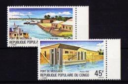 Congo 591/2 Nuevo - Congo - Brazzaville