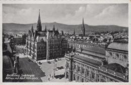 AK - Tschechien - Sudetengau - Reichenberg - Adolf Hitlerplatz - 1942 - Sudeten